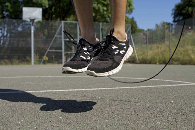 How Many Calories Do You Burn If You Jump Rope 600 Times?