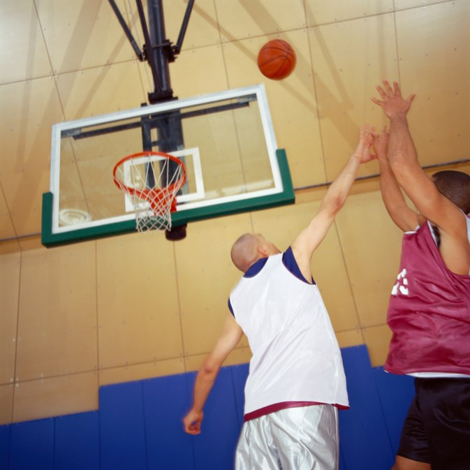 Safety Rules for Basketball