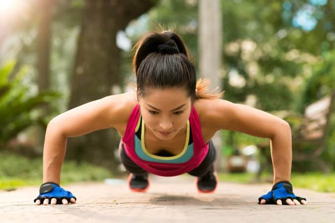 What Are the Benefits of Push-Ups?