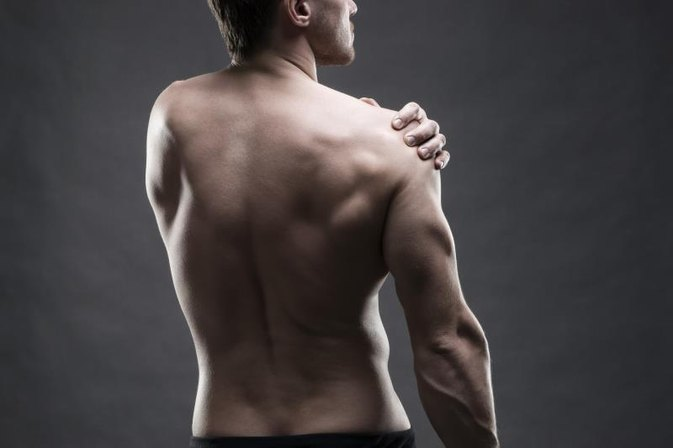 Exercises to Keep the Shoulders Pulled Back and Down