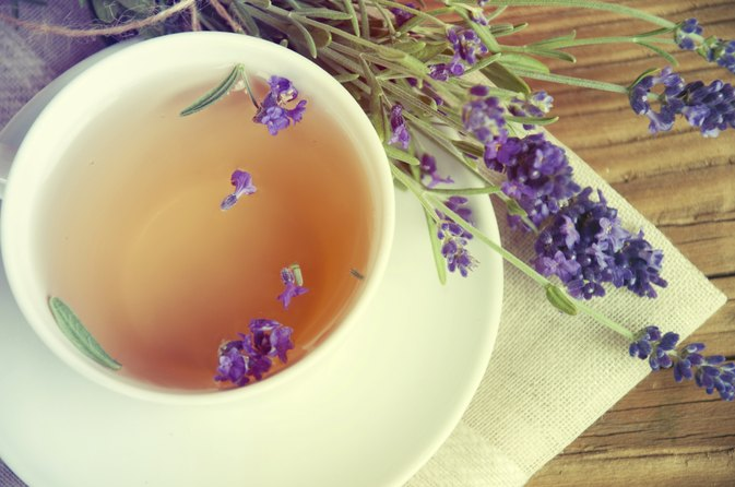 Lavender Tea & Pregnancy