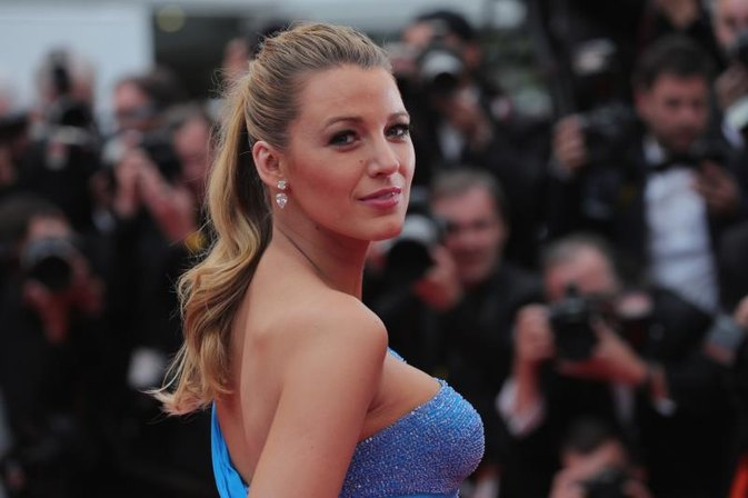 Blake Lively Inspires Us to Start Our New Year's Diet Early