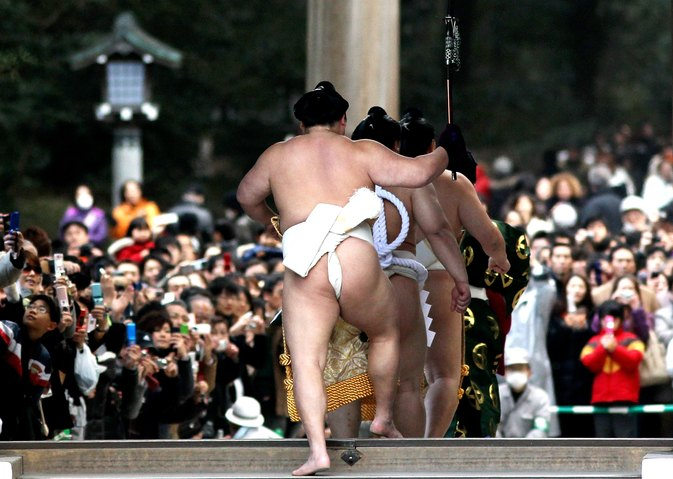 The Sumo Wrestler's Diet