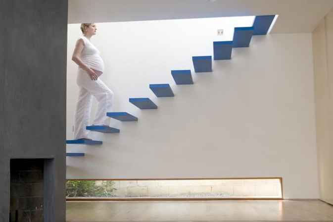 Can Climbing a Staircase Affect the Position of My Baby During Pregnancy?