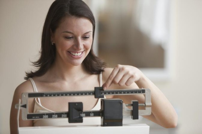 Weight-Gain Tips for Women