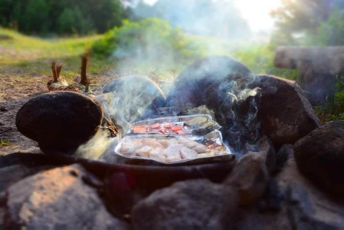 A List of Healthy Foods for Camping