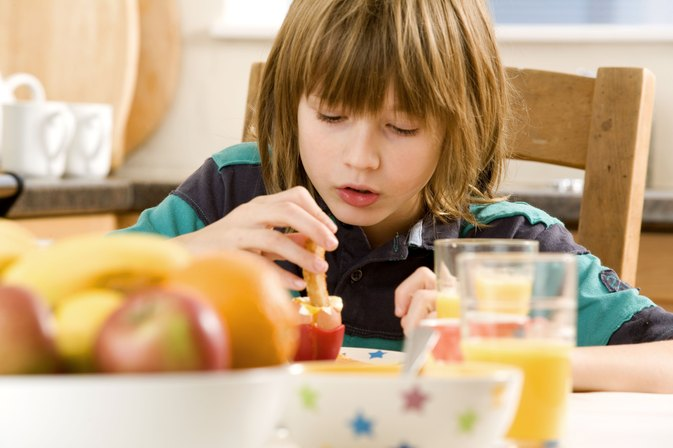 Meal Plan for Overweight Kids