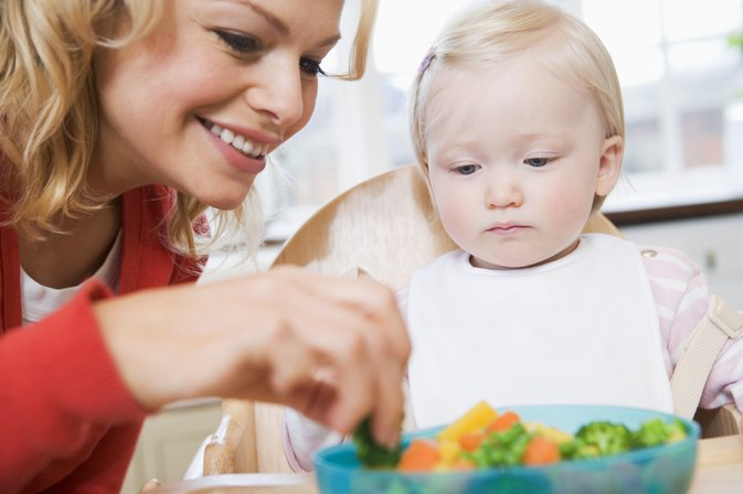 What Causes a Toddler Not to Eat?