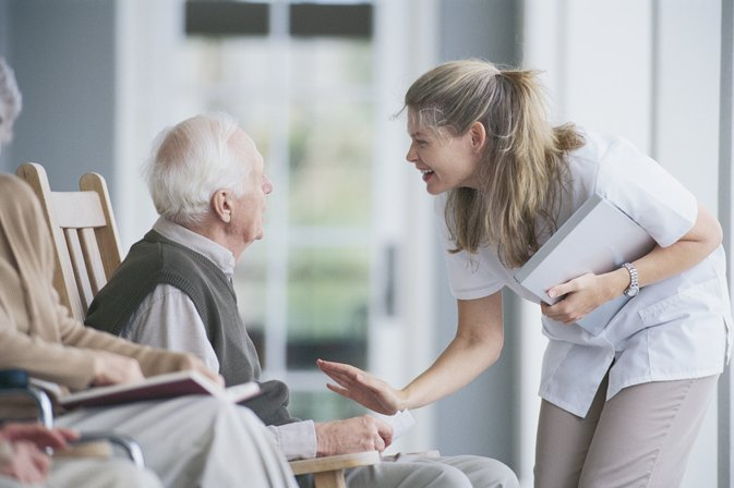 How to Put Elderly Parents in Nursing Homes | LIVESTRONG.COM