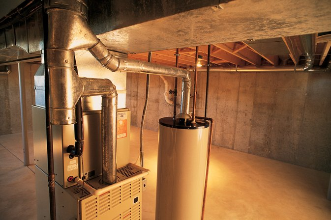 Signs & Symptoms of a Damaged Furnace Heat Exchanger
