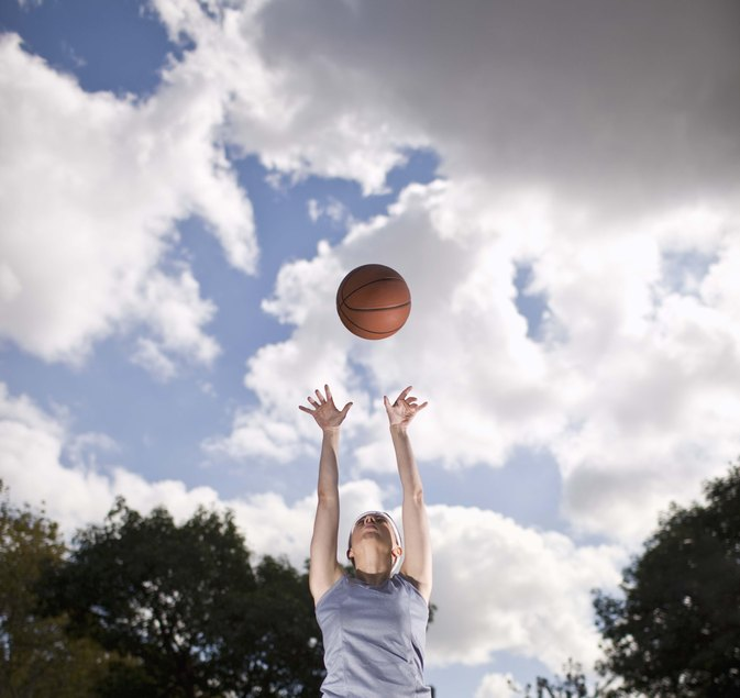Exercises to Extend Basketball Shooting Range