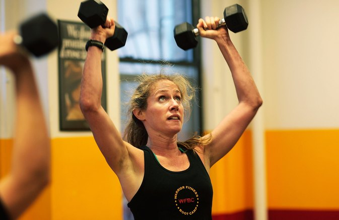 Weight Training for a 40 Year Old