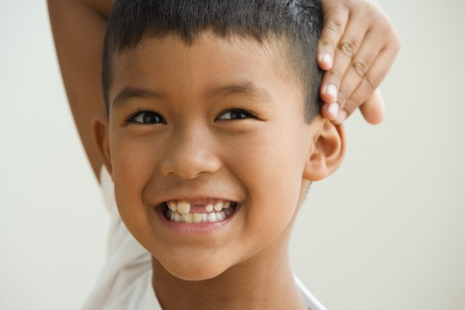 What Causes Black on Childrens Teeth?