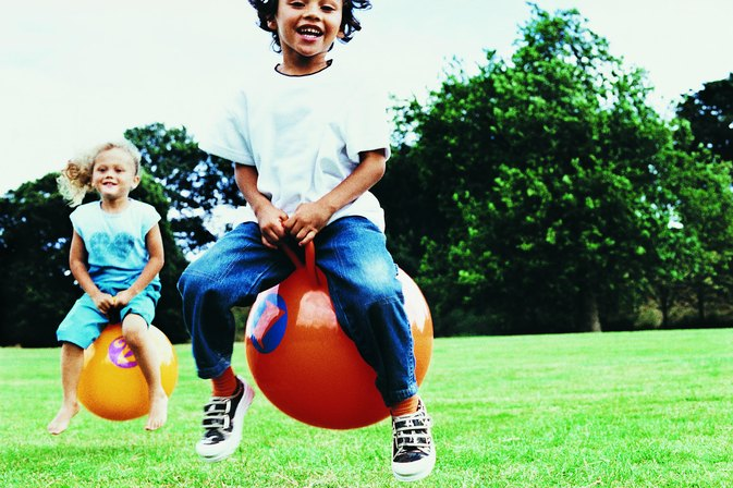 Environmental, Cultural and Social Factors That Influence Motor-Skill Development in Children