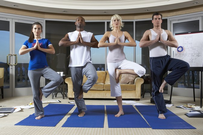 Yoga and Human Growth Hormone