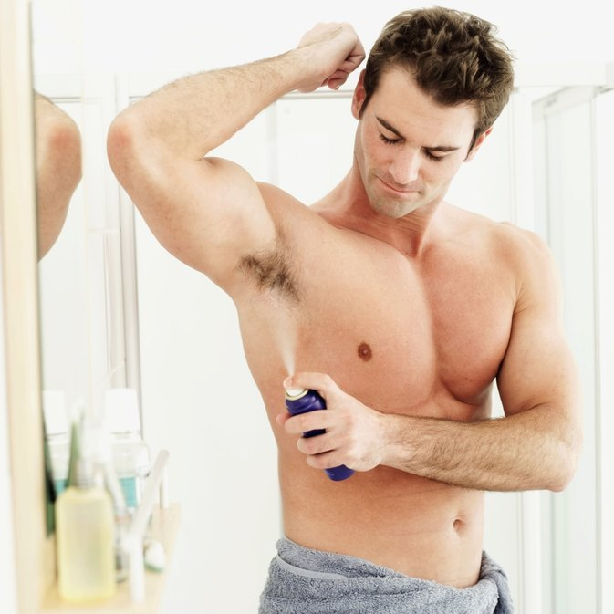How to keep underarms dry livestrong com for How to keep your armpits from sweating through your shirt