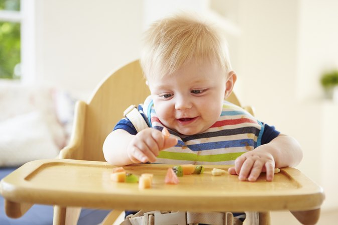 A Toddler With a Cough That Is Worse While Eating