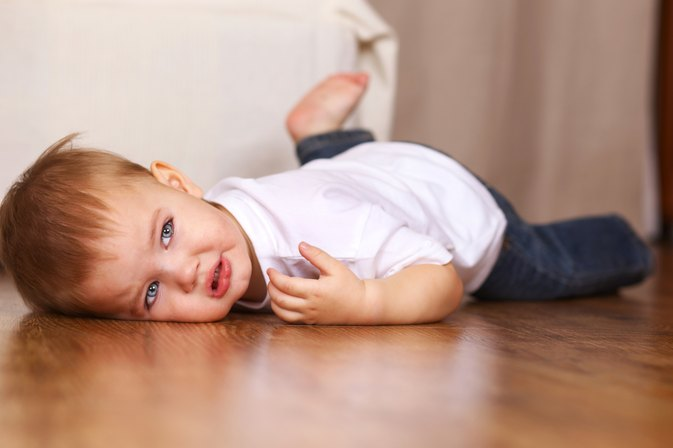 What Causes Sudden Mood Swings in an 18-Month-Old?
