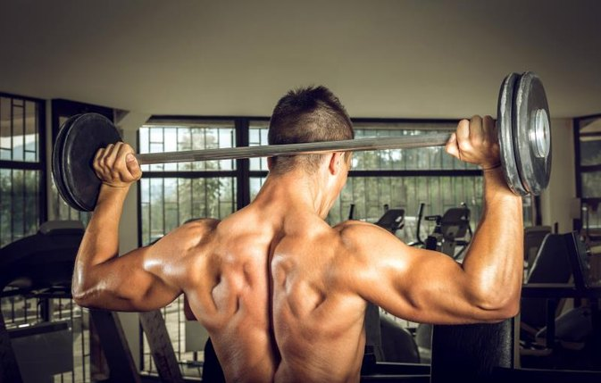 Five Best Exercises for a Wide Back