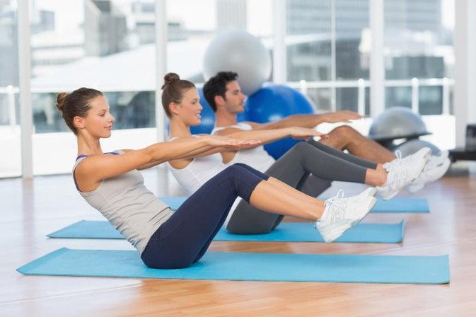 What is Mat Pilates