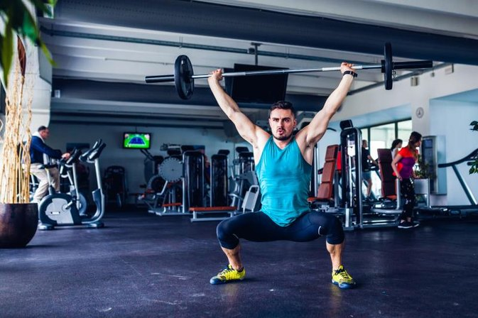 Squat Exercises for Men