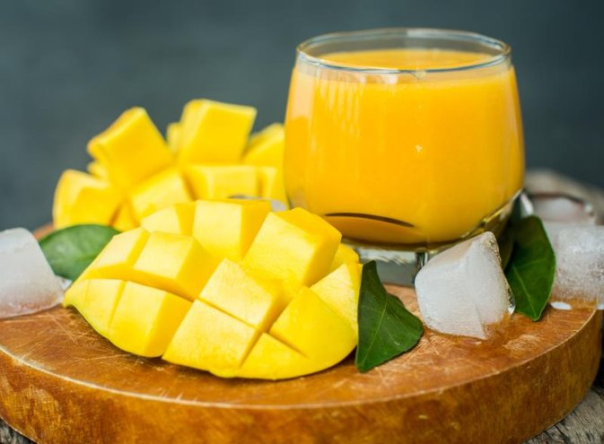 How Many Calories Are in Mango Juice?