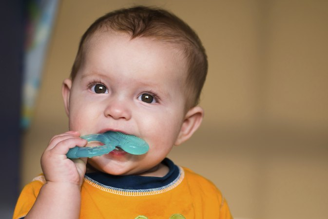 Are Red Cheeks a Symptom of Teething?