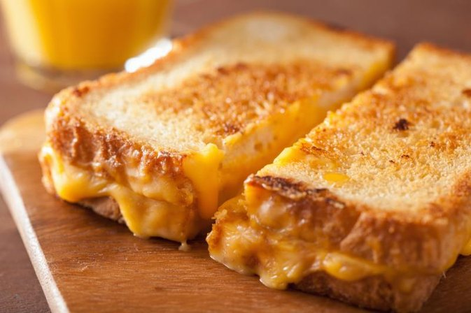 Cheese Sandwich Calories