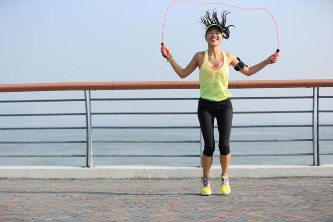 Does Jumping Rope Work Out Your Arms?