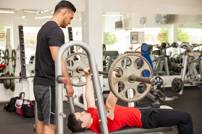 Is a Dip or Bench Press Better?