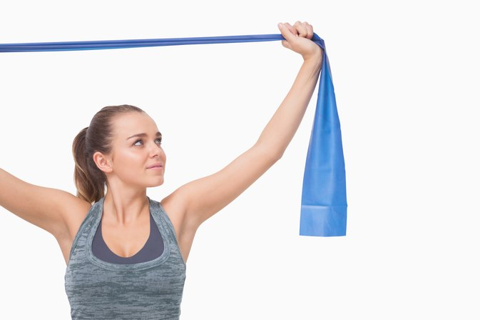 Pilates Resistance-Band Workouts