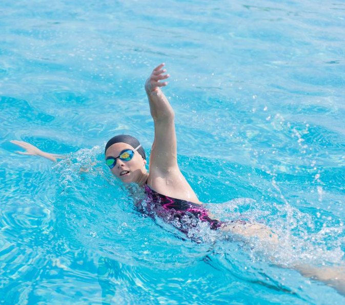 The Best Swimming Workouts for Running