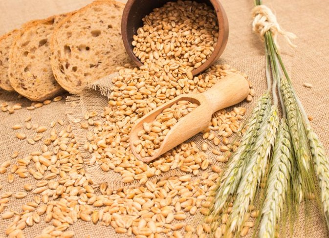 Iron Levels in Whole Grains