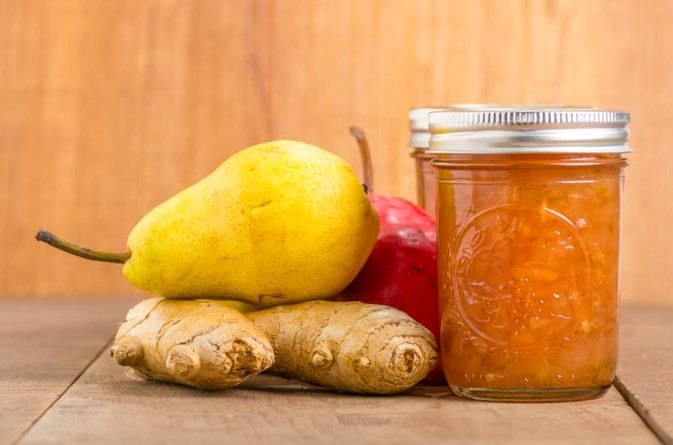 How to Make Ginger Preserve