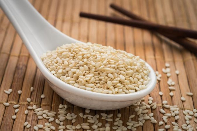 Calories in One Tablespoon of Sesame Seeds