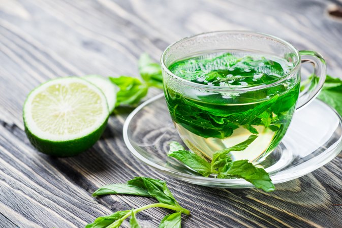 Spearmint Tea for Weight Loss