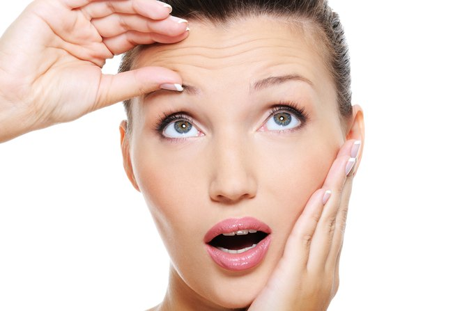 Are There Natural Remedies to Get Rid of Wrinkles on Forehead?