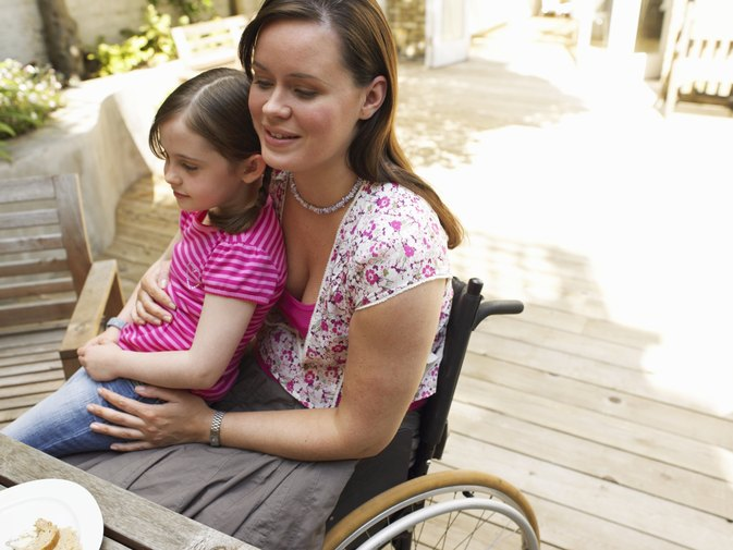 Grants for Children of Disabled Parents