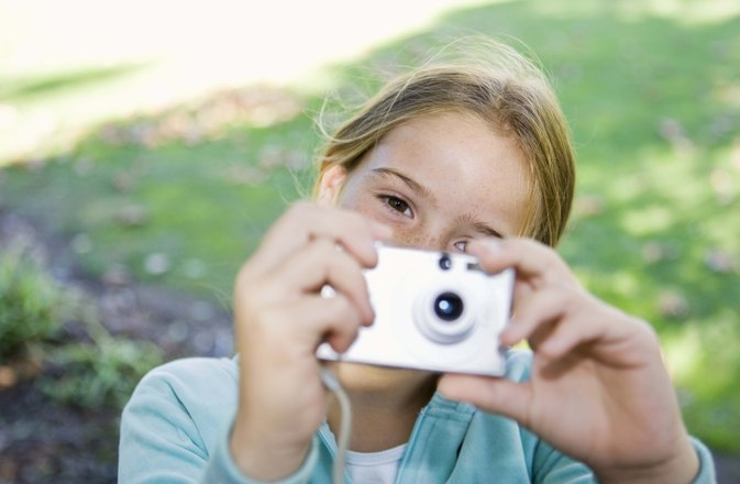Fun Photography Ideas for Children