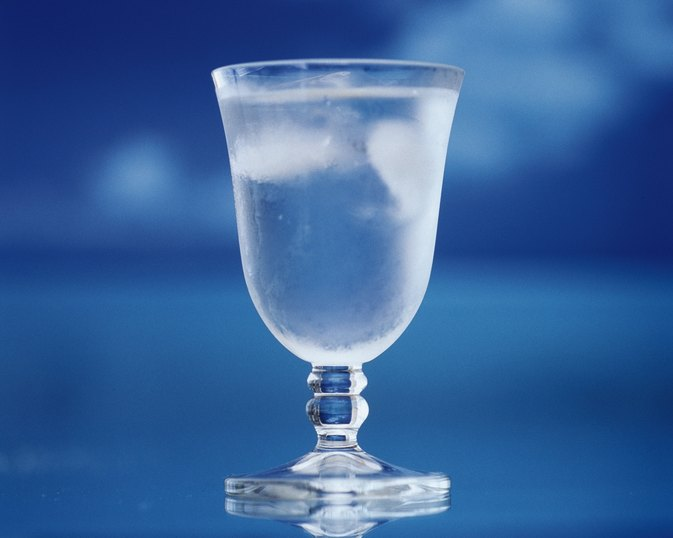 Drinking Ice Cold Water Calories