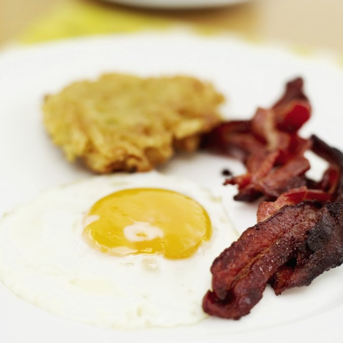 Bacon, Eggs, & Grapefruit Diet
