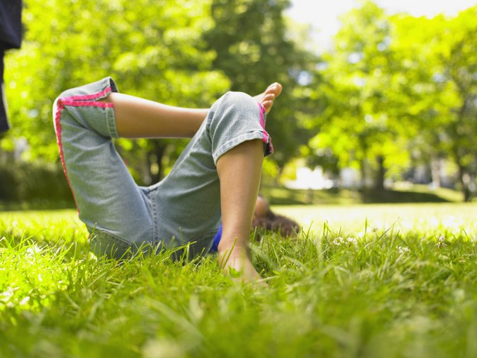 Lower Calf Pain in Children