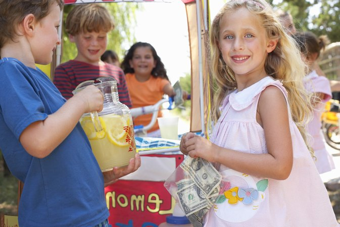 How Kids Can Start Their Own Business