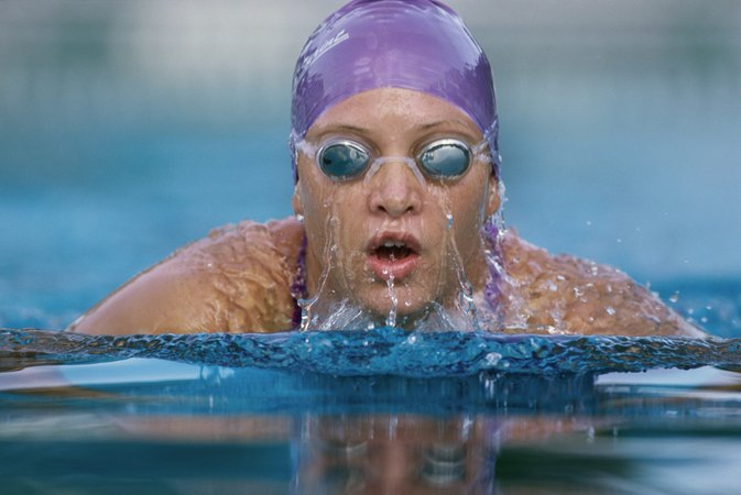 How To Stop My Swim Goggles From Leaking Livestrong Com