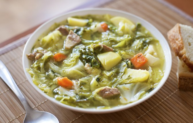 Cabbage Soup Diet Advantages