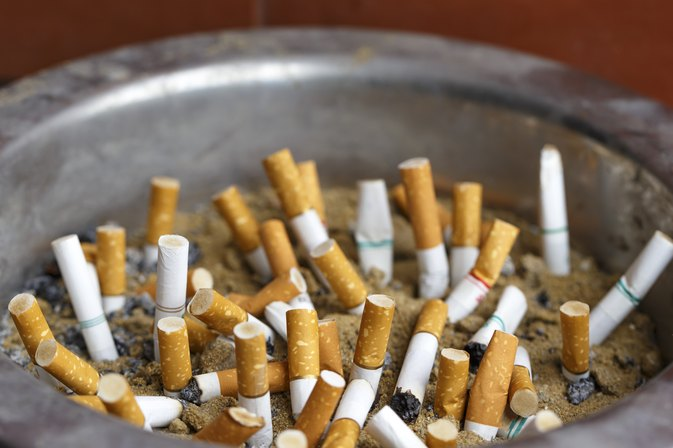 What Are the Risks of Smoking Vs. Nonsmoking?