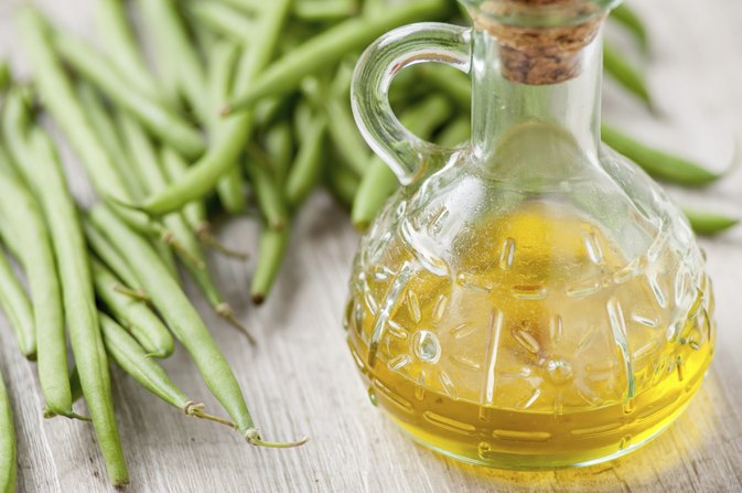 Grilled Green Beans With Olive Oil