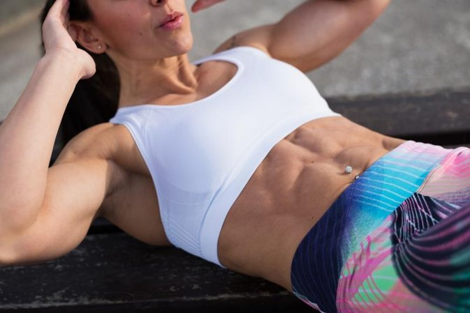 How to Get Six Pack Abs in One Month