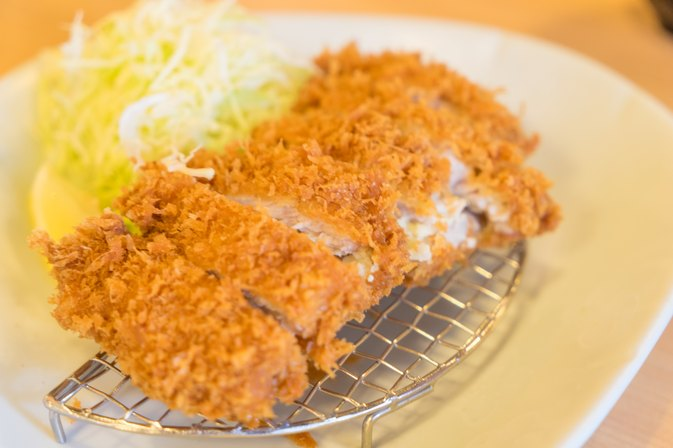 The Best Way to Reheat Breaded Pork Cutlets