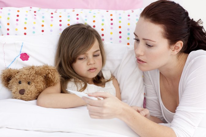 How to Care for Toddlers With Pneumonia